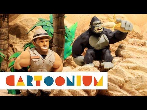 Randy Orton - Resistant Gorilla - WWE Slam City