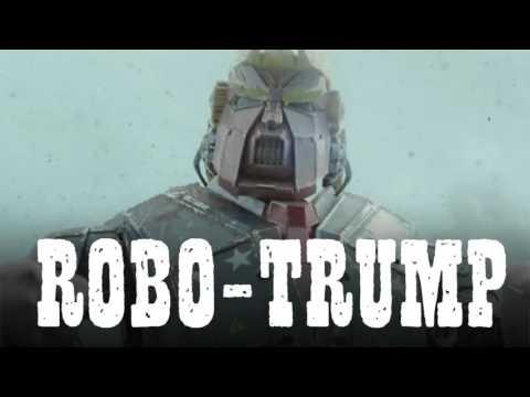 Robo-Trump: One director's dark take on the United States of America's next president, Donald Trump