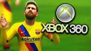 FIFA 20 but it's on Xbox 360...