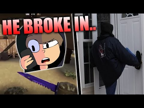 MY HOUSE GOT BROKEN INTO..(STORYTIME)