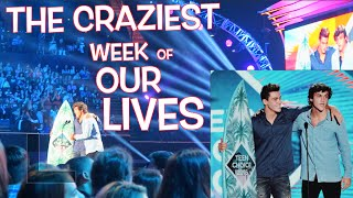 THE CRAZIEST WEEK OF OUR LIVES!! // Dolan Twins
