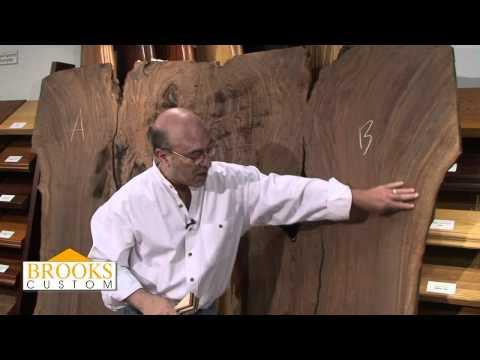 Live Edge Wood Tables and Countertops - Brooks Custom