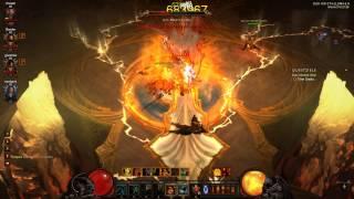 Let's Play - Diablo 3 [Deutsch][HD+] - Kraxell wird 100! Natürlich nur Paragon...
