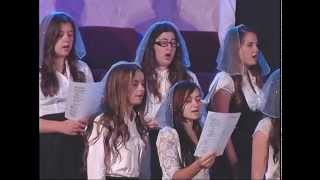 Youth Revival Choir - Все согрешили и жертвой козлов on June 1st 2014 @ Bethany SMC