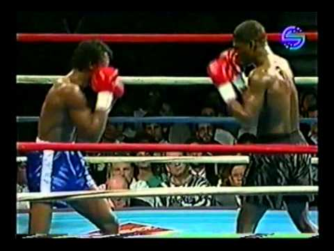 James Toney vs Danny Thomas Part 1