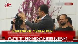 """Gambar cover Medya Ekrem İmamoğlu'nun skandal hareketini neden görmedi? Valiye """"it"""" dedi medya suskun..."""