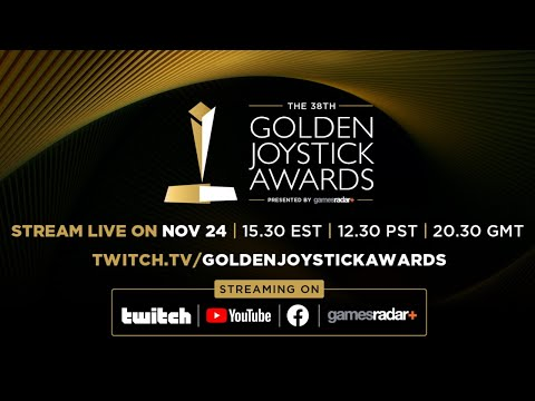 The Golden Joystick Awards 2020