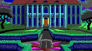 The Art of The Colonel's Bequest