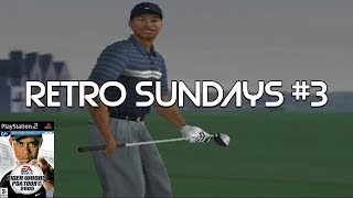 EASY TIGER! | Tiger Woods PGA Tour 2005 (PS2) | Retro Sundays... on a Monday #3