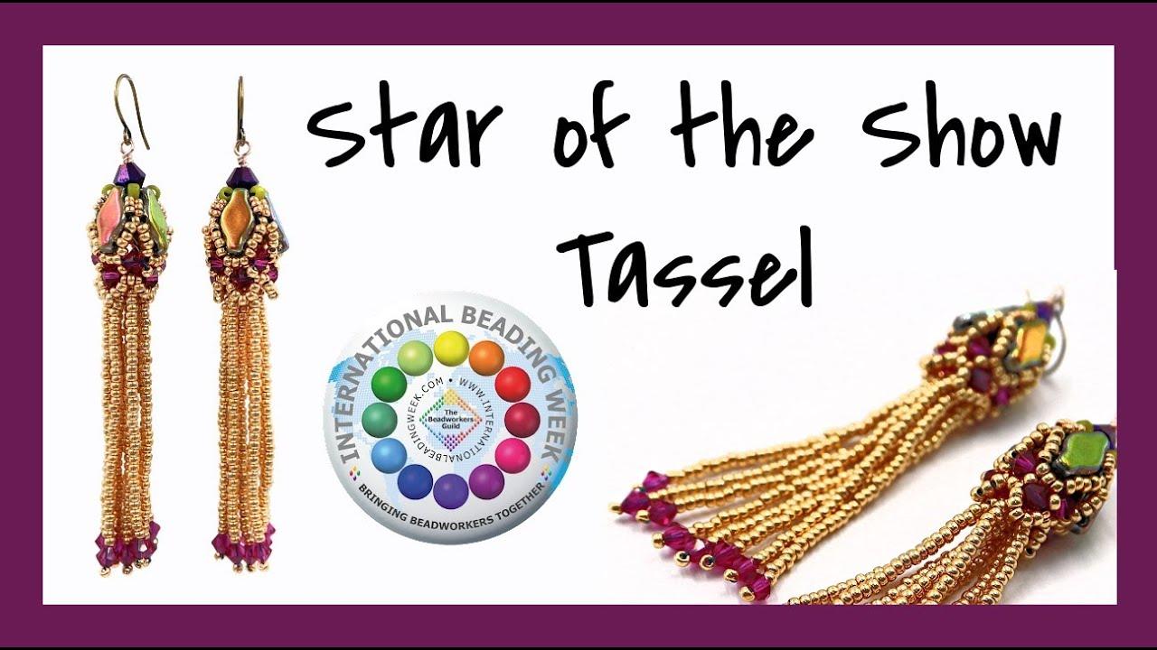 Star of the Show Tassel