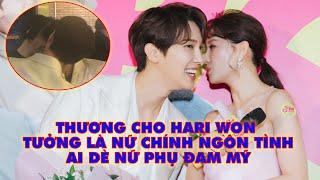 Tưởng nữ chính NGÔN TÌNH hóa ra Hari Won lại là nữ phụ ĐAM MỸ của cặp đôi Park Jung Min & Lãnh Thanh