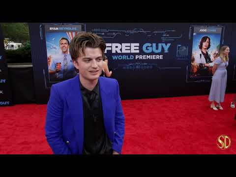 Free Guy – World Premiere in NYC