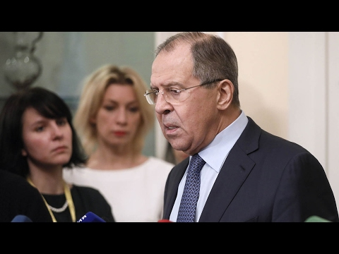 Russian foreign minister announces latest Ukraine ceasefire will start from Monday