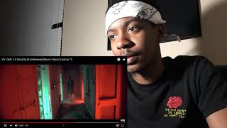 AMERICAN REACTS TO UK DRILL V9 - DMC 2.0 (Prod By M1onthebeat) [Music Video] | Link Up TV