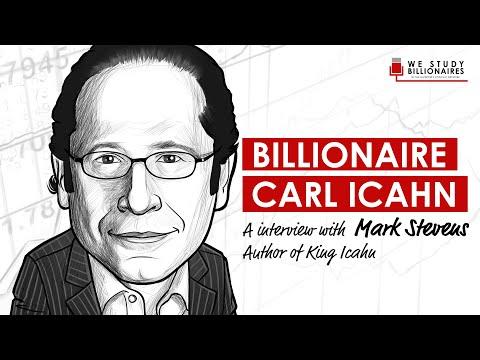 TIP104: BILLIONAIRE CARL ICAHN – W/ MARK STEVENS