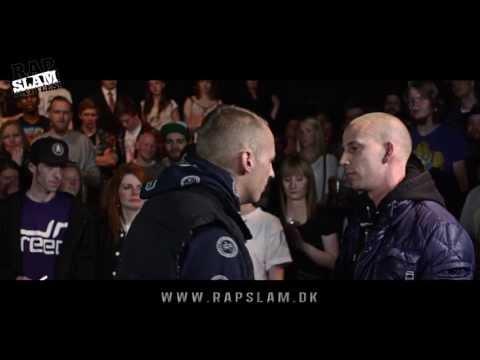 Rap Slam Battles #8: Jin (Daniel) vs. Johnni Gade (1st contendership battle) @ Pumpehuset