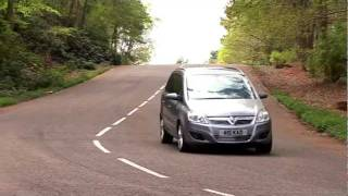 Vauxhall Zafira review