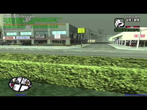San Andreas Multiplayer Pe B-Zone [Ep 5] In Cautare De Jumpuri