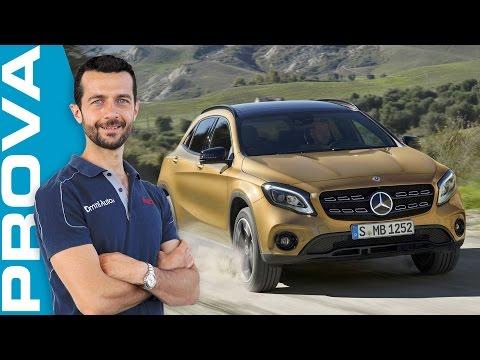 Mercedes GLA (2017) | La prova su strada