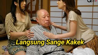 Sange Banget! Dua Wanita Cantik Vs Kakek Legendaris (Kakek Sugiono Versi Indonesia)