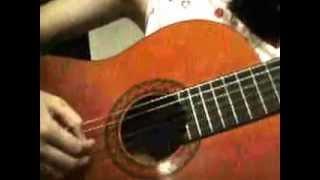 giấc mơ trưa guitar cover