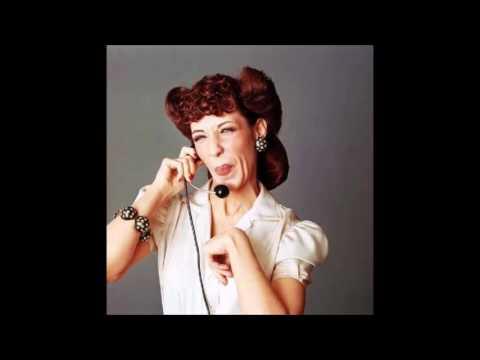 Ernestine Calls Joan Crawford