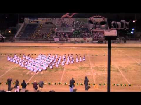 Pioneer High School Drill Team at Jamboree 2011