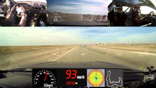 2014-03-08 Buttonwillow 13CW Session 3 - 97 Honda Prelude