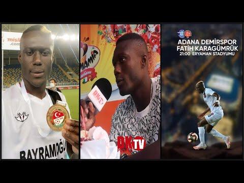 ITV Alassne Ndao [ joueur ]  Fatih Karagumruk