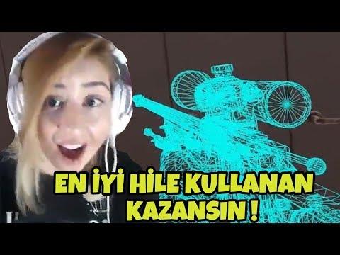 EN İYİ HİLE OLAN KAZANSIN // WALLHACK İLE 1v1 !