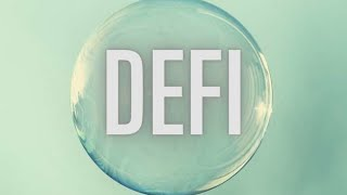 DeFi - Cryptocurrencies' Most Massive Bubble Is Forming