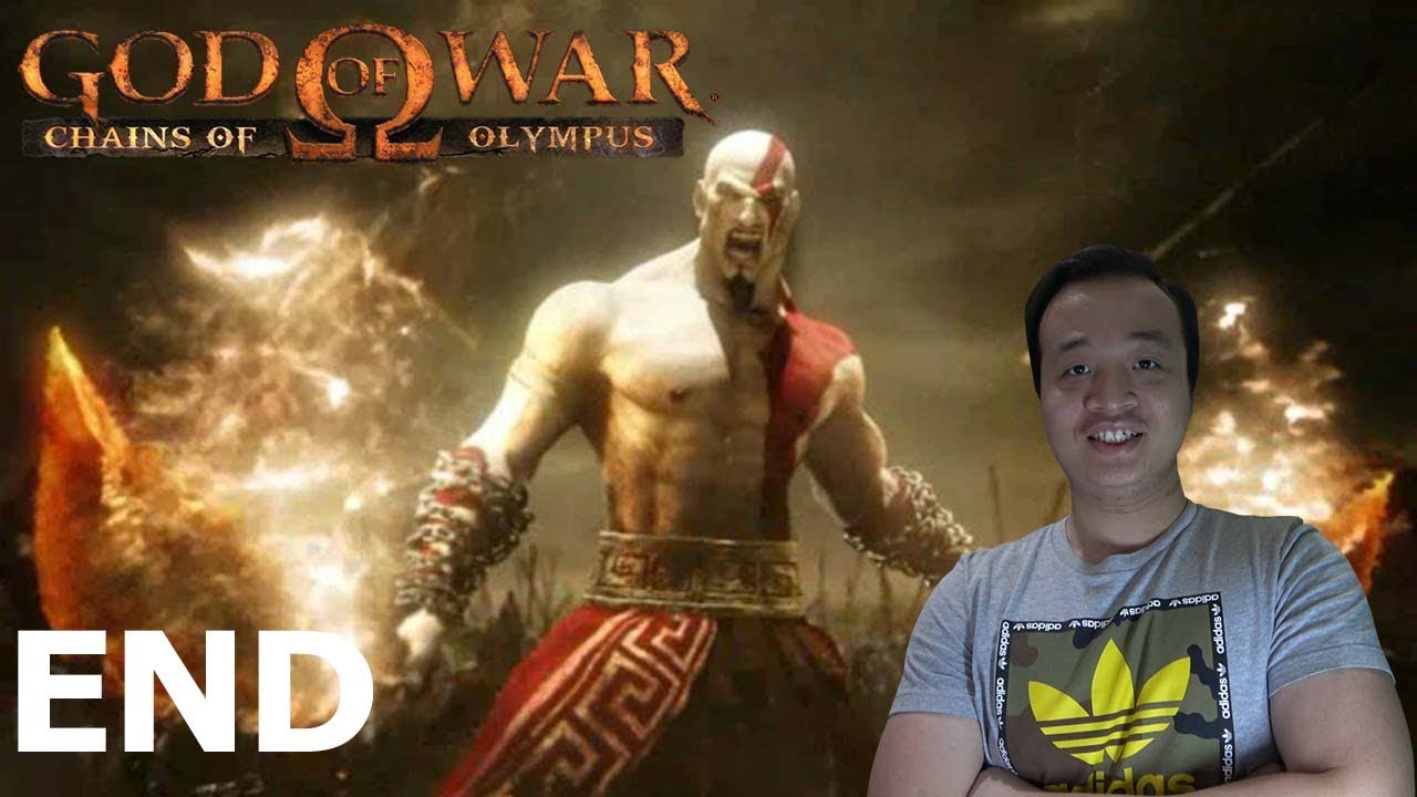 [?] God of War: Chains of Olympus - NAMATIN GAME KEMATIAN - Indonesia (END)
