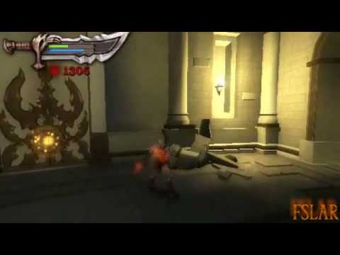 God of War: Chains of Olympus - God - Temple Courtyard