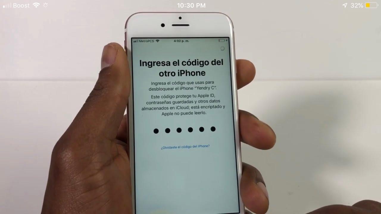 come recuperare password icloud iphone 6s Plus