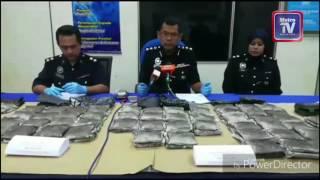 Rampas dadah bernilai RM333,000