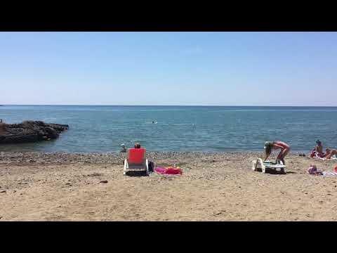 Джубга, пляж 4 июня