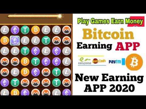 Bitcoin Free Earning APP 2020 || Play Game And Earn Free BTC Worldwide