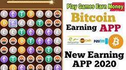 Bitcoin Free Earning APP 2020 || Play Game and Earn Free BTC Worldwide