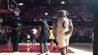 Cleveland Cavaliers Game 4 Introduction | 2017 Playoffs