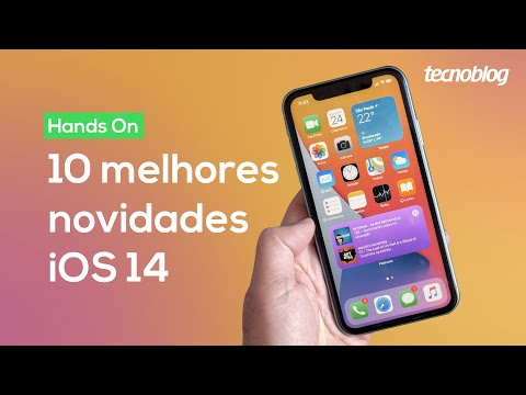 iOS 14 - 10 melhores novidades para iPhones em 2020
