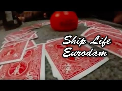 Travel Ship life - Holland America Eurodam: Fun and friends