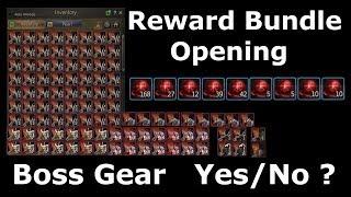 Reward Bundle Boss Opening x318 +Bonus : Black Desert Online #2