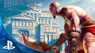 God of War Collection Out Now for PlayStation Vita