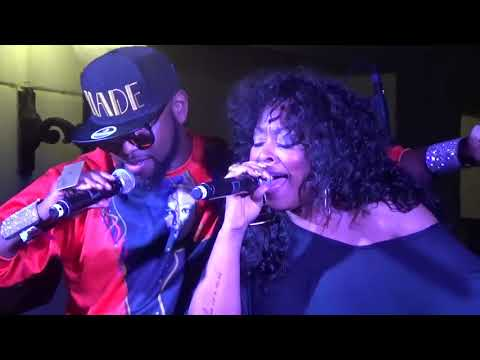 Monifah and B.Slade -Live -Purple Rain