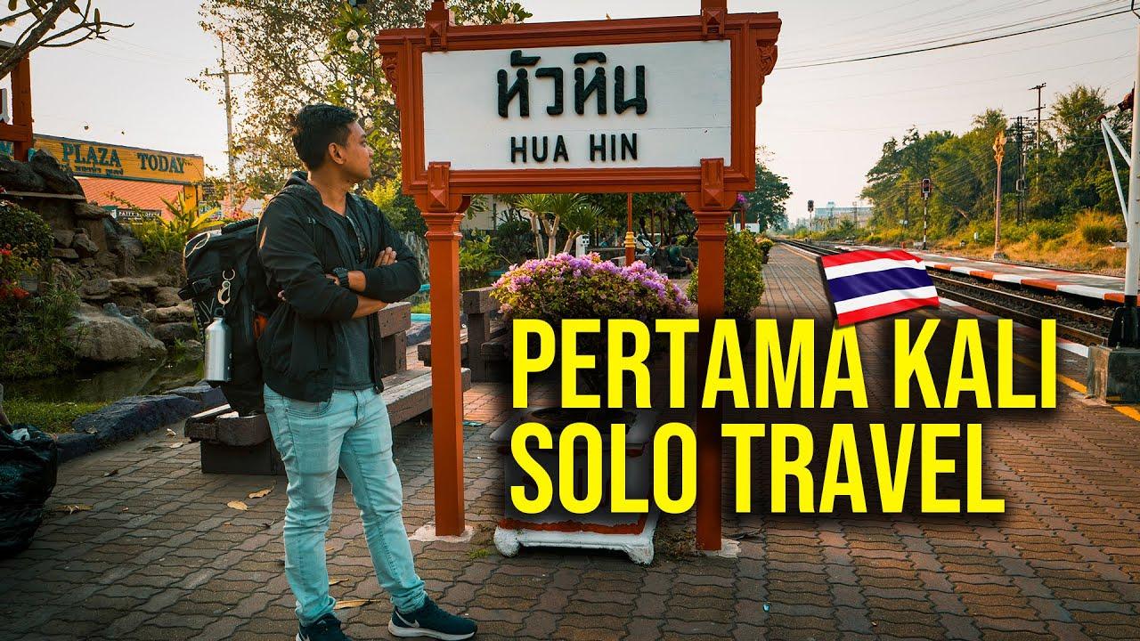 Pengalaman pertama kali solo travel naik train ke Bangkok - Part 2