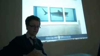Лекция Константина Зацепина 'Критерии оценки произведения современного искусства'