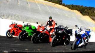 MCN Roadtest: 2009 600