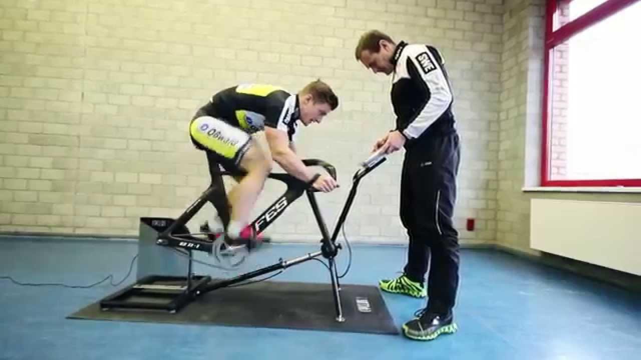 Ergometer training- Cyclus2 - Performance diagnostics and training