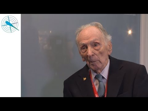 Captain Eric 'Winkle' Brown discusses helicopter safety | Helitech International