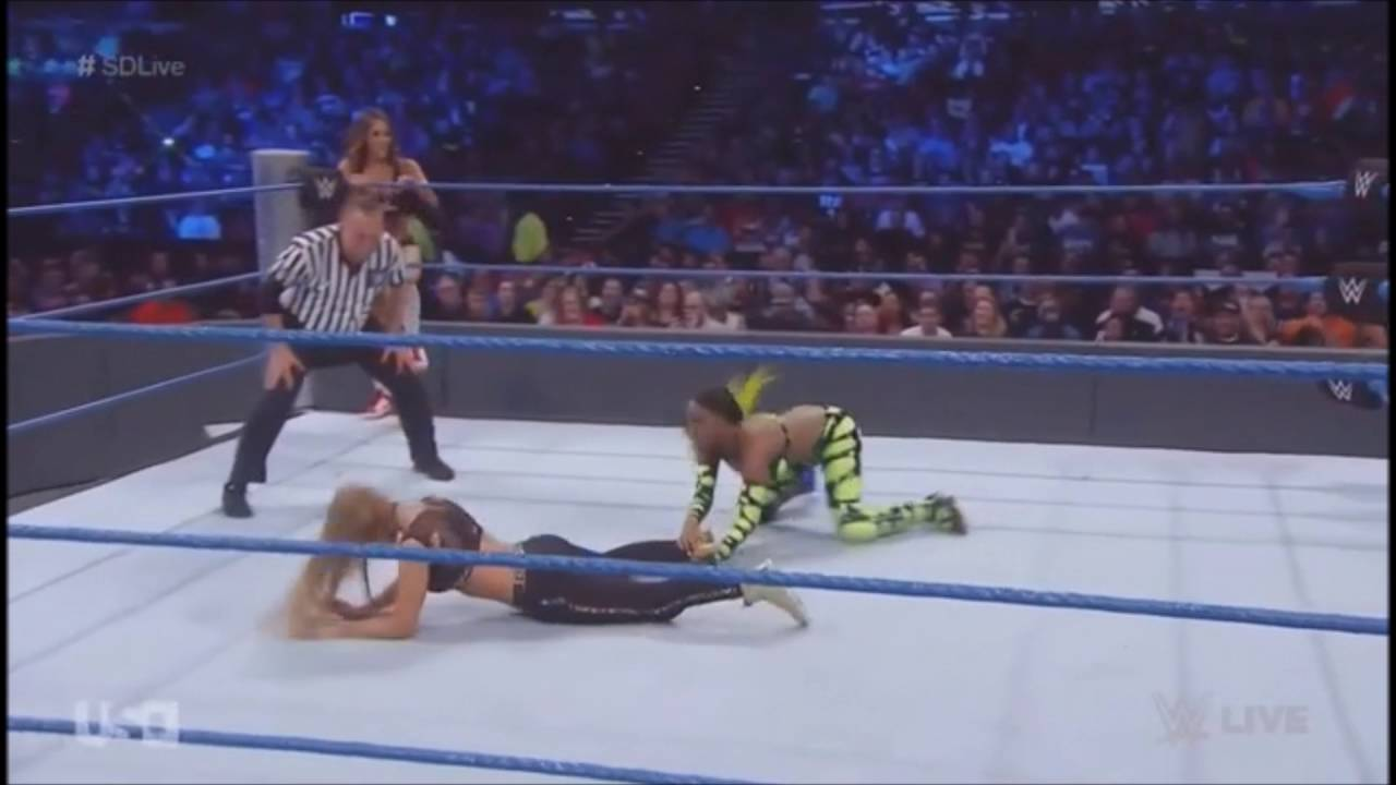 Ass wwe naomi Naomi (WWE)